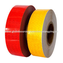 Pet Colorful Cellular Reflective Tape for Safety